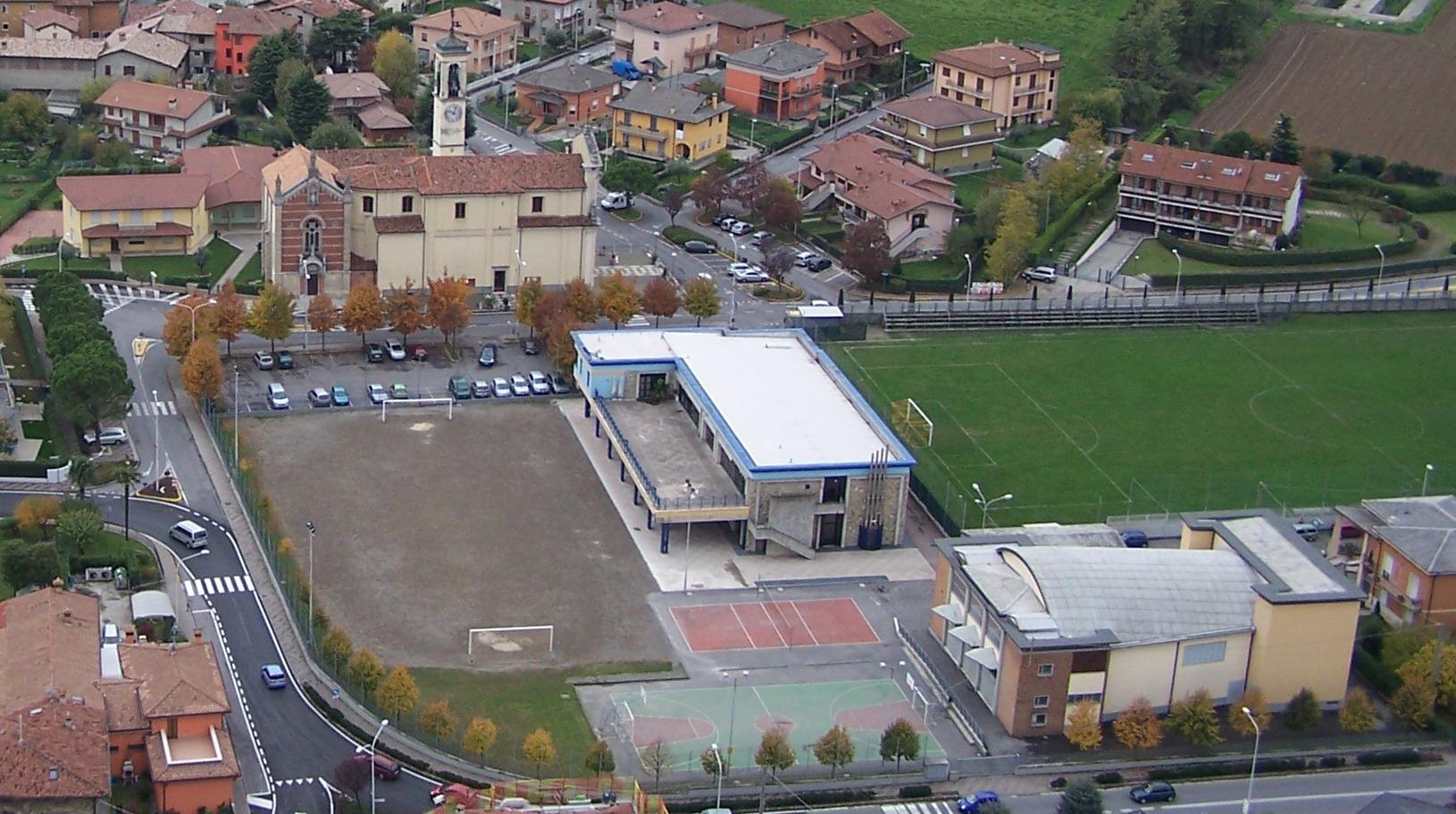 Il progetto di ristrutturazione dell oratorio san giovanni for Progetto di ristrutturazione